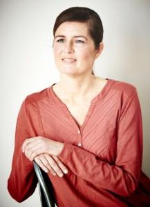 Guidet meditation. Lise Lotte Trujillo underviser i mindfulness