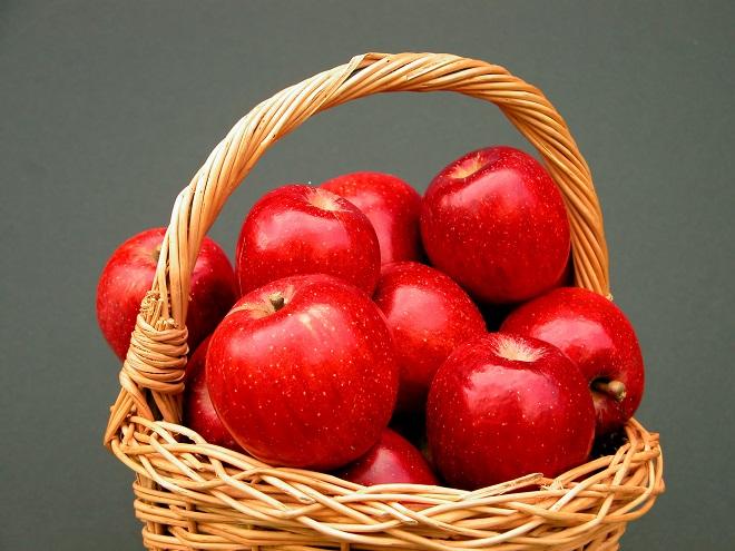 Røde æbler Lille L 26372