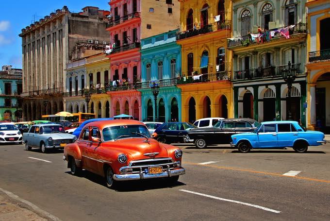 Mindfulness i Havana Cuba