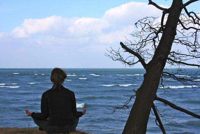 Mindfulness og nærvær ved havet