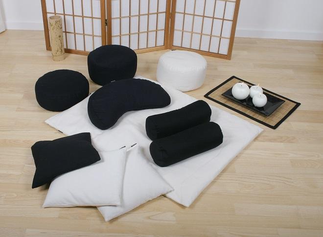 Meditationspuder Fra Lotus