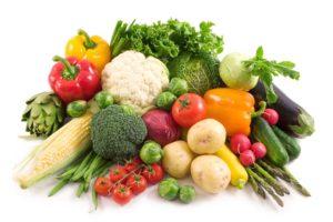 grøntsager til mindful spisning