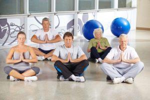 Mediterende skaber gode vaner i fællesskab
