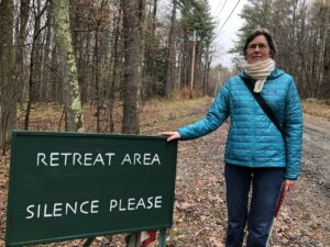 Forest Refuge retreatcenter i Barre